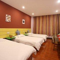 Chengdu Dreams Travel Youth Hostel Стандартный номер с различными типами кроватей фото 6