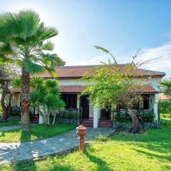 Отель Agribank Hoi An Beach Resort 3* Номер Делюкс с различными типами кроватей фото 3