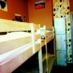 WDj Hostel Кровать в общем номере с двухъярусной кроватью фото 16