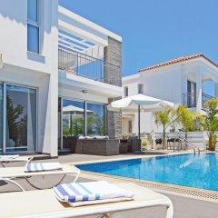 Отель Villa Adonia Кипр, Протарас - отзывы, цены и фото номеров - забронировать отель Villa Adonia онлайн бассейн фото 2