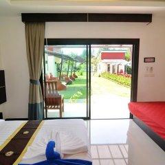 Отель Golden Bay Cottage 3* Улучшенное бунгало с различными типами кроватей фото 9