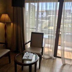 Отель L'Orchidee Hotel Республика Конго, Пойнт-Нуар - отзывы, цены и фото номеров - забронировать отель L'Orchidee Hotel онлайн комната для гостей фото 2