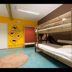 United Backpackers Hostel Кровать в общем номере с двухъярусной кроватью фото 2