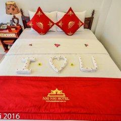 Отель Nhi Nhi 3* Улучшенный номер фото 5