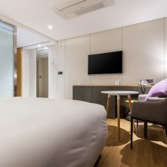 Отель Inno Stay 4* Стандартный номер фото 2