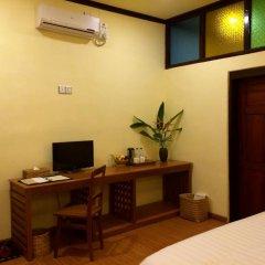 Отель Inle Inn 2* Номер Делюкс с различными типами кроватей фото 3