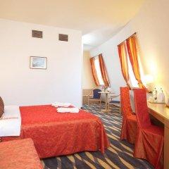 Гостиница Novotel Moscow Centre 4* Представительский номер с различными типами кроватей фото 2