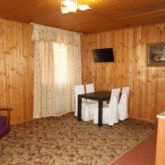 Гостевой Дом Натали Стандартный семейный номер с двуспальной кроватью фото 3