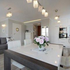 Апартаменты Dom & House - Apartments Waterlane Люкс с различными типами кроватей фото 19