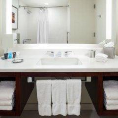 Отель Crowne Plaza Times Square Manhattan 4* Стандартный номер с двуспальной кроватью фото 2