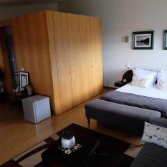 Отель Quinta Manhas Douro 3* Улучшенный номер с различными типами кроватей фото 13