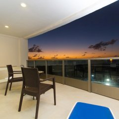 Отель Seadust Cancun Family Resort 5* Люкс с различными типами кроватей фото 2