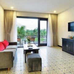Отель Hoi An Waterway Resort 3* Люкс с различными типами кроватей