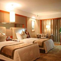 Prime Hotel Beijing Wangfujing 4* Номер Делюкс с 2 отдельными кроватями фото 4