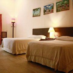 Отель Hacienda Misne 4* Улучшенный номер с различными типами кроватей фото 3