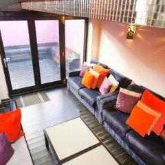 Отель Moroccan Riad интерьер отеля фото 3