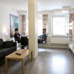 Slottsskogen Hotel 2* Студия с различными типами кроватей фото 6