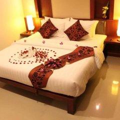 Отель Patong Hemingways 3* Улучшенный номер двуспальная кровать фото 7
