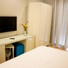 Hotel Luxury 4* Номер Делюкс с различными типами кроватей фото 17