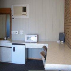 Отель Country Home Motor Inn 3* Стандартный номер с различными типами кроватей фото 8