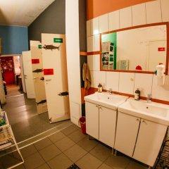 Гостиница Кубахостел Кровать в общем номере с двухъярусной кроватью фото 9