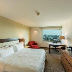 Отель Holiday Inn Select 4* Стандартный номер фото 3