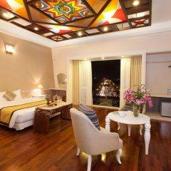 Hanoi Old Quarter Hotel 3* Стандартный номер двуспальная кровать фото 2