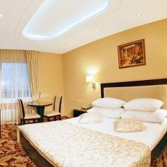 Гостиница Измайлово Альфа 4* Представительский номер с разными типами кроватей фото 2