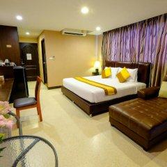 Aranta Airport Hotel 3* Стандартный номер с различными типами кроватей фото 7