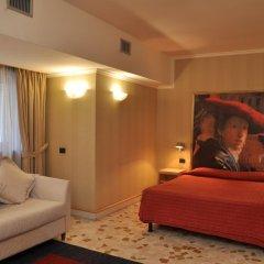 Hotel Tre Fontane 4* Стандартный номер с различными типами кроватей фото 9