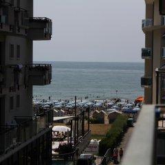 Hotel Azzorre & Antille пляж