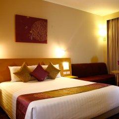 Отель Novotel Bangkok On Siam Square 4* Стандартный номер с различными типами кроватей фото 2