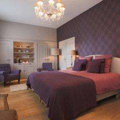 Отель B&B De Bornedrager 4* Люкс с различными типами кроватей