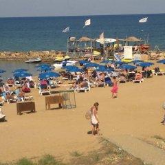 Отель Gabriel Villa Кипр, Протарас - отзывы, цены и фото номеров - забронировать отель Gabriel Villa онлайн пляж фото 2