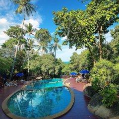 Отель Baan Hin Sai Resort & Spa бассейн фото 3