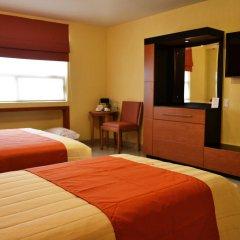 Hostalia Hotel Expo & Business Class 3* Стандартный номер с различными типами кроватей фото 4