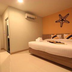 Отель Di Pantai Boutique Beach Resort 4* Стандартный номер с разными типами кроватей фото 10