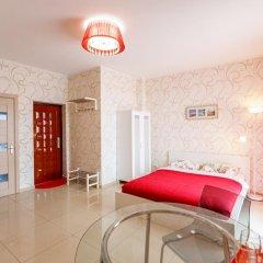 Мини-Отель Amosov's House Стандартный номер с двуспальной кроватью фото 23