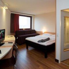 Отель ibis Wien Mariahilf 3* Стандартный номер с различными типами кроватей фото 4