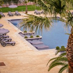 Отель Vila Gale Praia Португалия, Албуфейра - отзывы, цены и фото номеров - забронировать отель Vila Gale Praia онлайн пляж фото 2