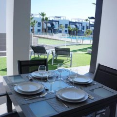 Апартаменты Apartment Oasis Beach La Zenia в номере
