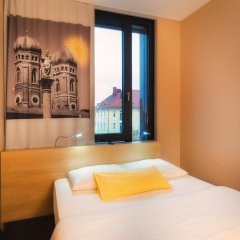 Отель LetoMotel 2* Стандартный номер с двуспальной кроватью фото 5