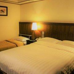 King Shi Hotel 3* Номер Делюкс с различными типами кроватей фото 2