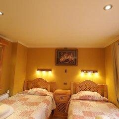 Hotel Corvatsch 2* Стандартный номер с различными типами кроватей фото 2