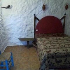 Отель Complejo de Cuevas Almugara Апартаменты разные типы кроватей фото 22