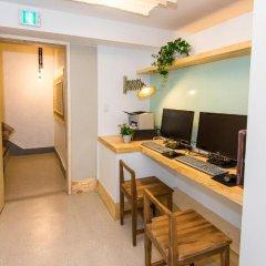 Отель Travel Monster Южная Корея, Сеул - отзывы, цены и фото номеров - забронировать отель Travel Monster онлайн интерьер отеля фото 3