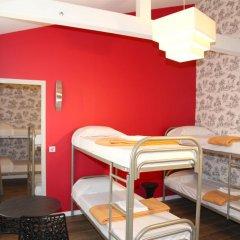 The Loft Boutique Hostel & Hotel Стандартный номер с различными типами кроватей
