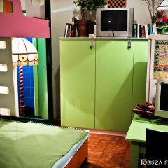 Hostel Budapest Center Номер с общей ванной комнатой с различными типами кроватей (общая ванная комната) фото 3