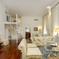 Апартаменты Parioli apartments-Villa Borghese area комната для гостей фото 5