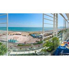 Hotel Mediterraneo пляж